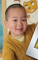 6 year old Andrew Felix