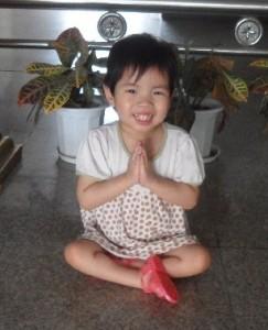 4 year old Gemma