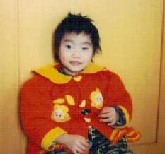 5 year old Lyda Rose